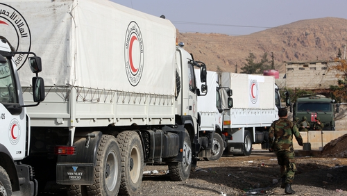 The ICRC believes its team was abducted by the Islamic State group (IS)