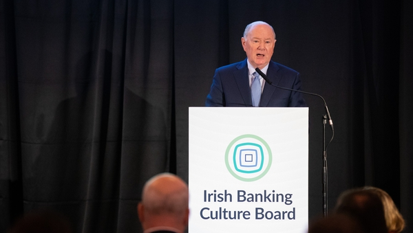 Mr Justice John Hedigan, Chair of the Irish Banking Culture Board