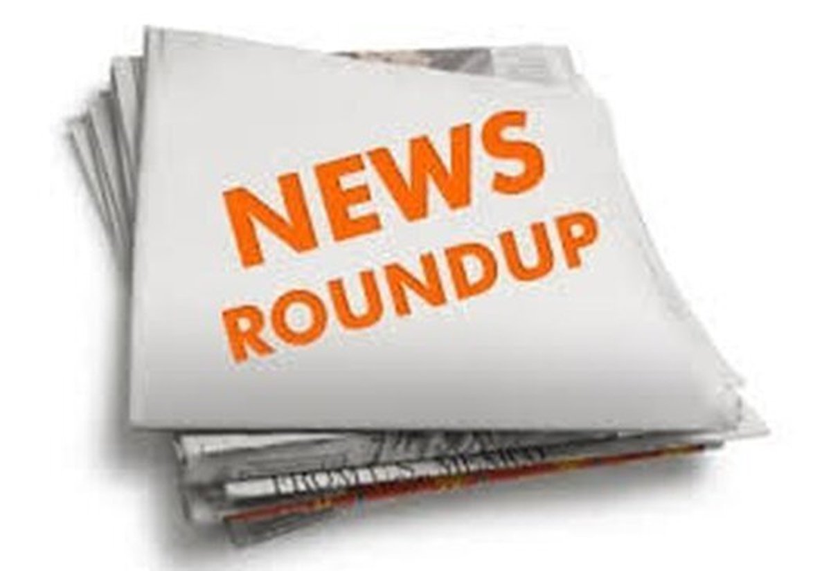 News Round-Up of the Day