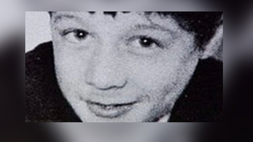 Daniel Hegarty was shot dead in Derry in 972