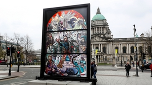 Each window will highlight a key House from the show, with a series of panels depicting the most talked-about moments from the entire saga (Pic: Tourism Ireland)