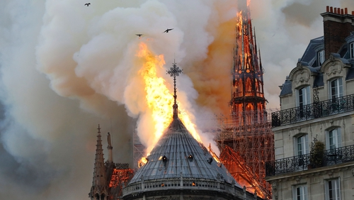 Cigarette, Electric Fault Possible Causes Of Notre-Dame Fire