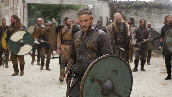 Ciaran Donnelly has directed 15 episodes of international TV smash Viking