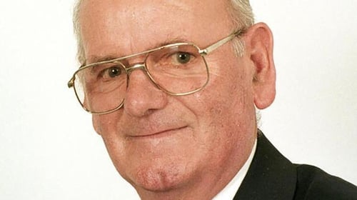 A verdict of accidental death was returned at the inquest into Seamus Houlihan's death