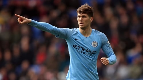 "John Stones:""We have five games left, everything to play for"""