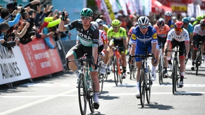 Sam Bennett has made a brilliant start at the Tour of Turkey