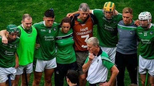Caroline Currid was a pivotal backroom team member on Limerick's 2018 All-Ireland winning team