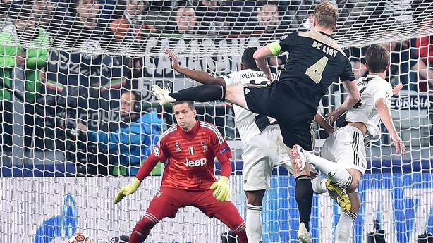 Kanu: Ajax can beat Juventus at...