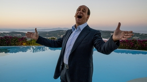 Toni Servillo as Silvio Berlusconi in Loro: fizz and effervescence