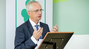 Sport Ireland CEO John Treacy