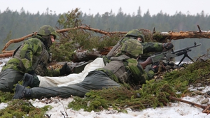 The Nordic nation, which has not been to war in two centuries, reintroduced limited conscription in 2017
