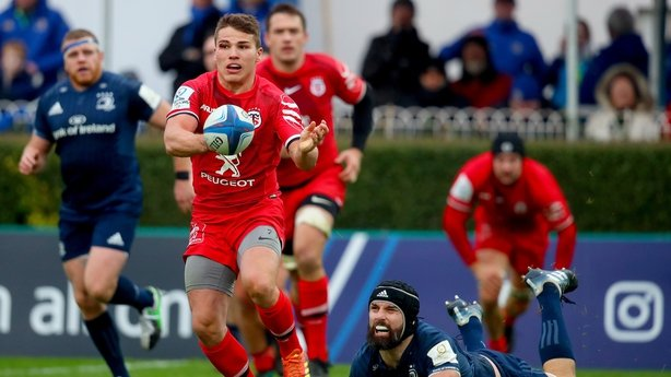 European Champions Cup semi-final: Leinster v Toulouse