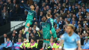 Tottenham Hotspur progressed at the expense of Manchester City
