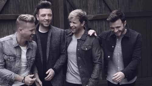 Bop bop baby! Westlife could be singing at your birthday!