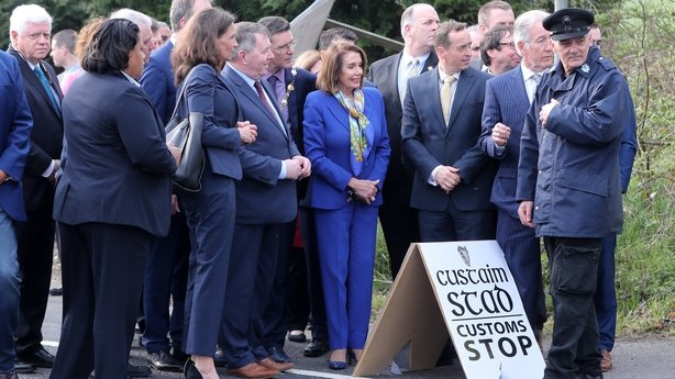 Pelosi can't hold out in stand-off over witnesses - White House