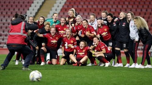Image result for manchester united women casey stoney winner