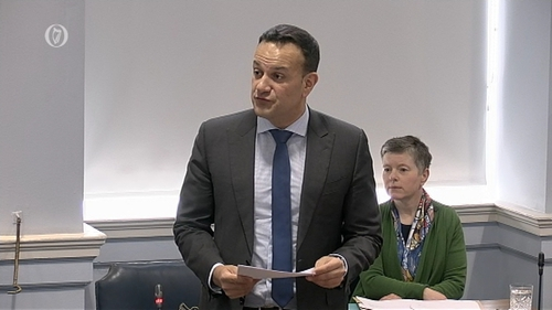 Leo Varadkar said 'becoming a Republic changed Ireland's relationship with Britain'