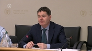 Minister for Finance Paschal Donohoe said some large projects may cost more than expected, but that could be made up for by delays elsewhere