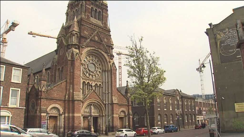 Priest appeals for return of Belfast altar