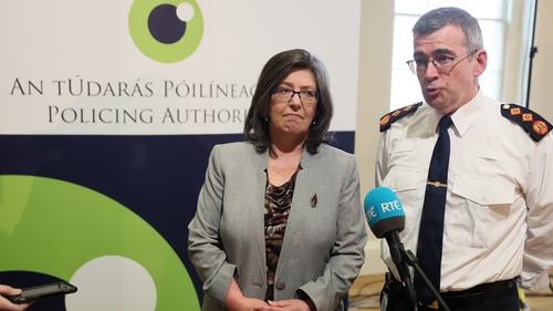 Garda Commissioner Drew Harris said he was disappointed at the high numbers not engaged with the code of ethics