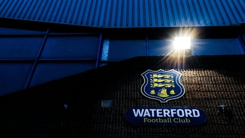 Waterford can look forward to a trip to Falkirk to play Stenhousemuir