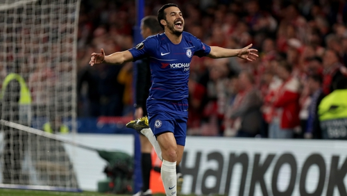 Pedro's brace set Chelsea on their way in London
