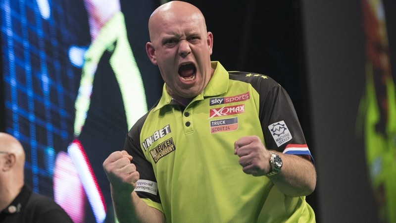 MVG crushes Cross to take back top spot