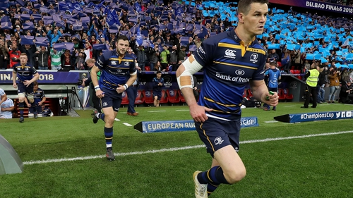 Johnny Sexton has not played for Leinster in 2019