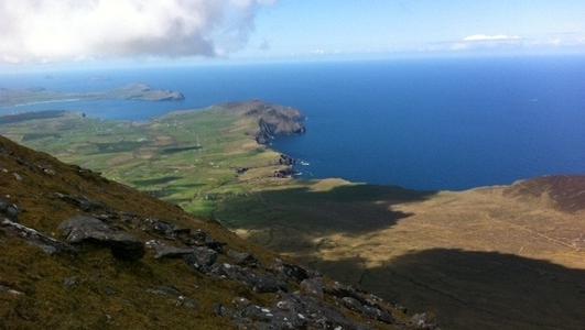 An t-athair Eoghan Ó Cadhla;Turas na Croise  go Cnoc Bréanainn