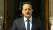 RTÉ News: Varadkar statement on Lyra McKee death