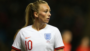 "Toni Duggan: ""First and foremost England need to be more successful."""