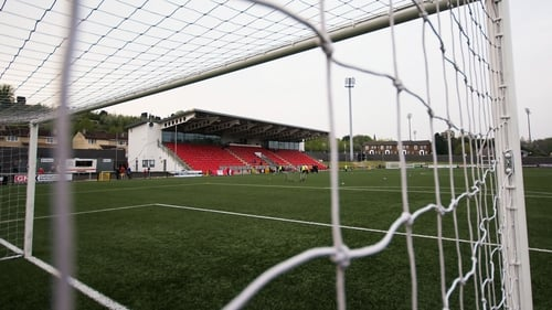 The Ryan McBride Brandywell Stadium will also host Derry City and Dundalk this Friday in the FAI Cup