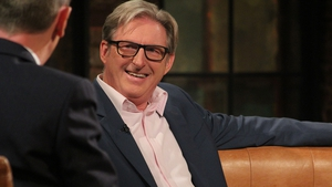 "Adrian Dunbar on Friday's Late Late Show - ""I don't know who 'H' is"""