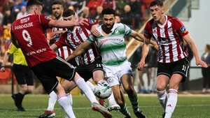 Derry City will look to continue their strong push for European football against the Hoops