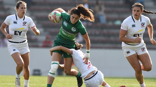 Black Ferns Sevens crash out in quarter-finals at Kitakyushu Sevens