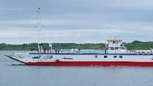 50th Anniversary - Killimer to Tarbet ferry