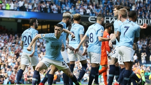 Phil Foden put City in front