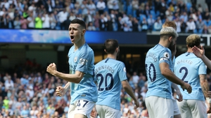Phil Foden scored the game's only goal