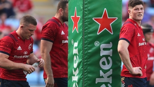 Munster were beaten by the better side