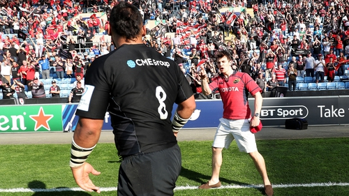 """""""The incident following the Champions Cup semi-final at the Ricoh Arena on Saturday involved a spectator wearing a Munster jersey"""""""