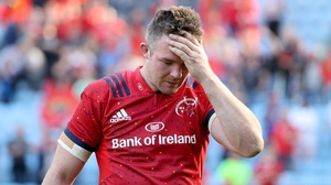 "Peter O'Mahony -""We were beaten by a better side today"""