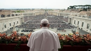 Pope Francis was delivering his traditional Easter Sunday address to the faithful at the Vatican