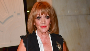 "Amanda Barrie - ""I was lucky. My arms were above my heart where the current went through. If they were lower it could have really harmed me"""