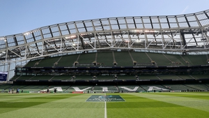 Tickets for the Euro 2020 games in the Aviva Stadium will start at €50