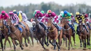 The Irish Grand National goes off at Fairyhouse