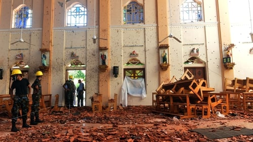At least 253 people were killed in the attacks on Easter Sunday