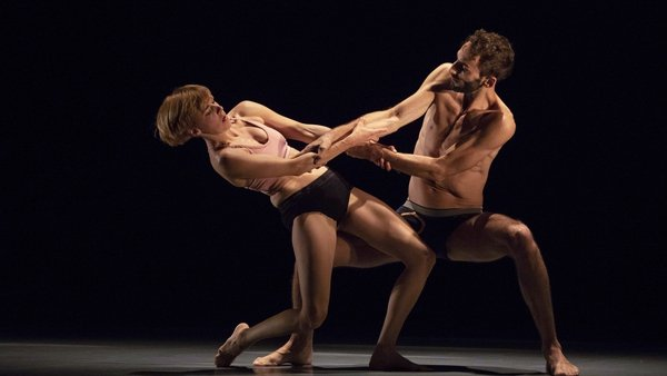 Liz Roche's latest work 'I/Thou' plays at this year's Dublin Dance Festival