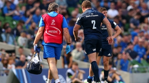 Cronin leaves the field against Toulouse