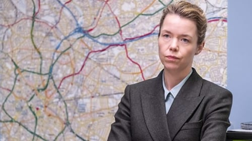 "Anna Maxwell Martin - ""I've been a fan of Line of Duty for years, so was dead chuffed to be part of series five. I'm so pleased I no longer have to keep it a secret!"""