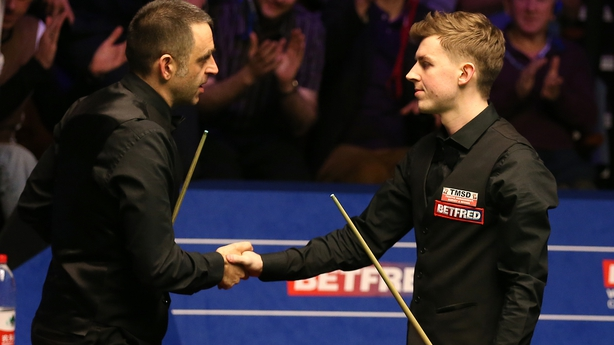Day of shocks as champion Williams and Selby crash out